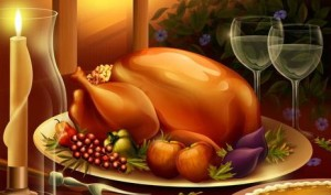 Thanksgiving Day Blessing