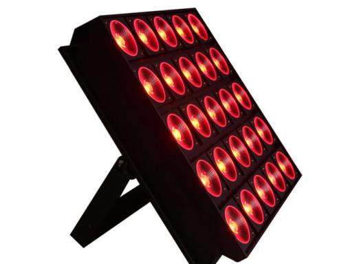 25 head 3in1 RGB Led Matrix Light