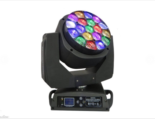 Big Bee-Eye 19x15W led Lighting Introduction