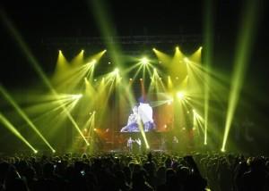 Demi Lovato show in USA