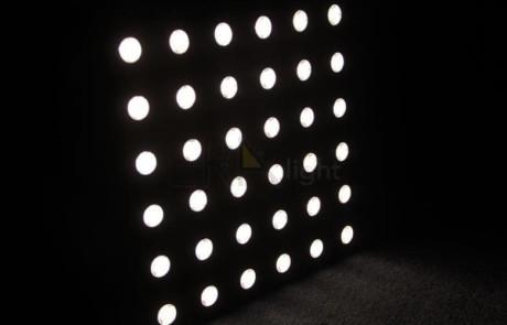 6x6 matrix beam blinder light