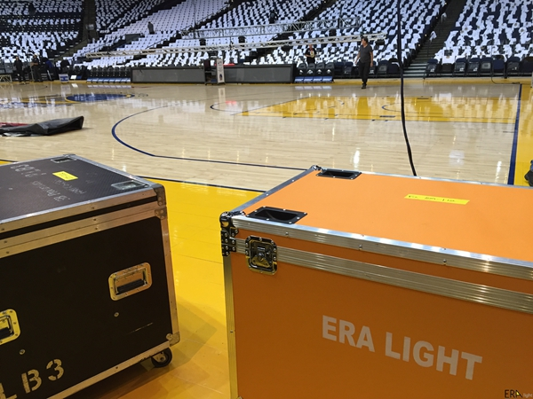 ERA 16x25W 360 Roller in NBA 2016
