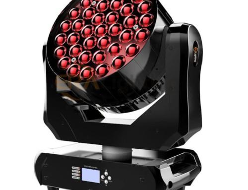 ERA 37*15W ZOOM LED Moving Head Lighting