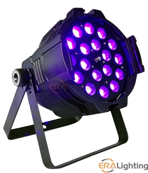 18x18w RGBWA UV led zoom par light